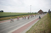 Edward Theuns (BEL/TopsportVlaanderen-Baloise) leading the way (going down)<br /> <br /> Belgian Championships 2015