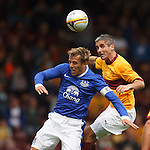Phil Neville and Keith Lasley