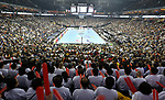 10.01.2019, Mercedes Benz Arena, Berlin, GER, Handball WM 2019, Deutschland vs. Korea, im Bild <br /> Hallenuebersicht<br /> <br />      <br /> Foto © nordphoto / Engler