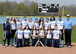 3-21-15, Skyline High School girl's varsity softball team