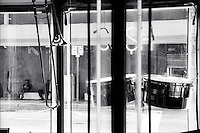 "Jitney blues<br /> From ""Life to waste"" series.<br /> Downtown Miami, 2010"