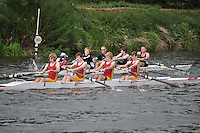 Monmouth Regatta 2011, May 29..IM3.4+.(29) Bristol City RC.(30) Monmouth Sch RC