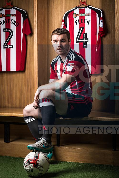 John Fleck of Sheffield Utd 18th August 2016