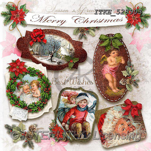 Isabella, CHRISTMAS SYMBOLS, WEIHNACHTEN SYMBOLE, NAVIDAD SÍMBOLOS, paintings+++++,ITKE528903,#XX# ,nostalgic,retro