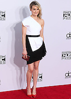 LOS ANGELES, CA, USA - NOVEMBER 23: Taylor Schilling arrives at the 2014 American Music Awards held at Nokia Theatre L.A. Live on November 23, 2014 in Los Angeles, California, United States. (Photo by Xavier Collin/Celebrity Monitor)