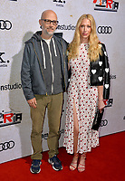 LOS ANGELES, CA. October 24, 2018: Moby &amp; Julie Mintz at the Los Angeles premiere for &quot;Suspiria&quot; at the Cinerama Dome.<br /> Picture: Paul Smith/Featureflash