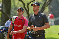 Thomas Pieters (BEL) makes his way to the 3rd tee during round 1 of the World Golf Championships, Mexico, Club De Golf Chapultepec, Mexico City, Mexico. 3/1/2018.<br /> Picture: Golffile | Ken Murray<br /> <br /> <br /> All photo usage must carry mandatory copyright credit (&copy; Golffile | Ken Murray)