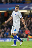 Ruben Neves of FC Porto during the UEFA Champions League group G match between Chelsea and FC Porto at Stamford Bridge, London, England on 9 December 2015. Photo by Andy Rowland.