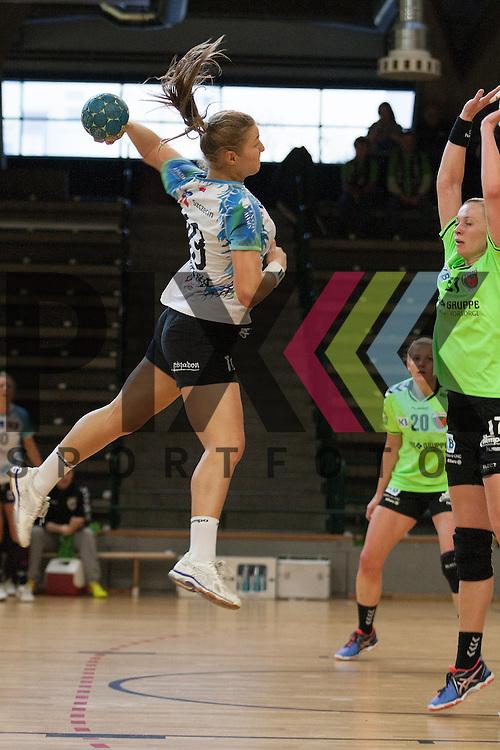 Stettins Paulina Masna <br /> <br /> 12.12.2015, 1. Handball Bundesliga Frauen, Testspiel, Spreefuexxe Berlin - SPR Pogon Baltica Szczecin<br /> <br /> Foto &copy; PIX-Sportfotos *** Foto ist honorarpflichtig! *** Auf Anfrage in hoeherer Qualitaet/Aufloesung. Belegexemplar erbeten. Veroeffentlichung ausschliesslich fuer journalistisch-publizistische Zwecke. For editorial use only.