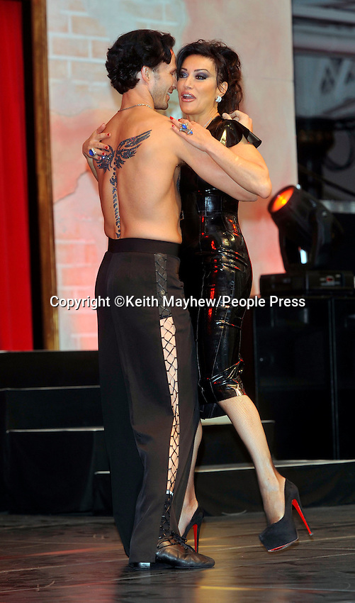 London - Erotica 2011 at Olympia, Earls Court, London - November 18th 2011..Photo by Keith Mayhew.