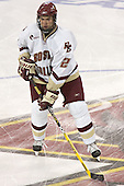 Anthony Aiello  The Boston College Eagles defeated the Providence College Friars 3-2 in regulation on October 29, 2005 at Kelley Rink in Conte Forum in Chestnut Hill, MA.  It was BC's first Hockey East win of the season and Providence's first HE loss.