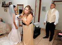 Michael and Marisol wedding
