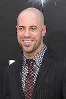 NEW YORK, NY - JULY 16:  Chris Daughtry at 'The Dark Knight Rises' premiere at AMC Lincoln Square Theater on July 16, 2012 in New York City.  © RW/MediaPunch Inc.