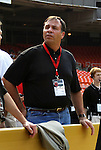 3 July 2004: U.S. Men's National Team head coach Bruce Arena. DC United defeated the MetroStars 6-2 at RFK Stadium in Washington, DC during a regular season Major League Soccer game..