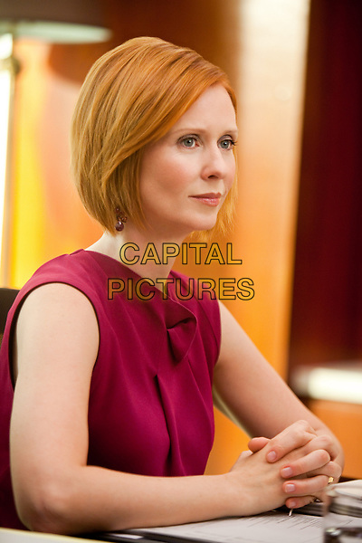 Sex and the City 2 (2010) <br /> Cynthia Nixon  <br /> *Filmstill - Editorial Use Only*<br /> CAP/MFS<br /> Image supplied by Capital Pictures