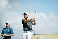 Jordan Smith (ENG) during the 1st round of the AfrAsia Bank Mauritius Open, Four Seasons Golf Club Mauritius at Anahita, Beau Champ, Mauritius. 29/11/2018<br /> Picture: Golffile | Mark Sampson<br /> <br /> <br /> All photo usage must carry mandatory copyright credit (&copy; Golffile | Mark Sampson)