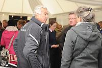 Team New Zealand Tent and drink post cross country phase during the Mitsubishi Motors Badminton Horse Trials 2017 Badminton Glos. UK on 6th May 2017.