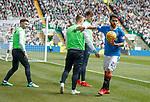 29.04.18 Celtic v Rangers: Daniel Candeias