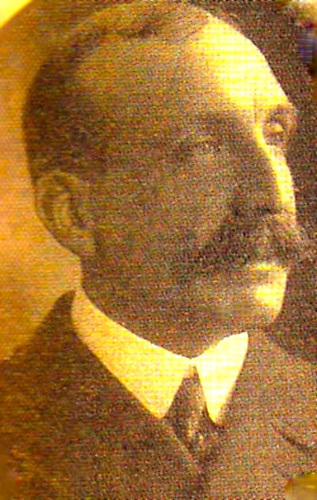 Arthur Sharman Crawford was Commodore of the Royal Munster YC