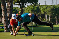 Tyrrell Hatton (ENG) during the third round of the Turkish Airlines Open, Montgomerie Maxx Royal Golf Club, Belek, Turkey. 09/11/2019<br /> Picture: Golffile | Phil INGLIS<br /> <br /> <br /> All photo usage must carry mandatory copyright credit (© Golffile | Phil INGLIS)