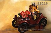 Interlitho, Alberto, CUTE ANIMALS, teddies, photos, 1 teddy, car(KL15215,#AC#)