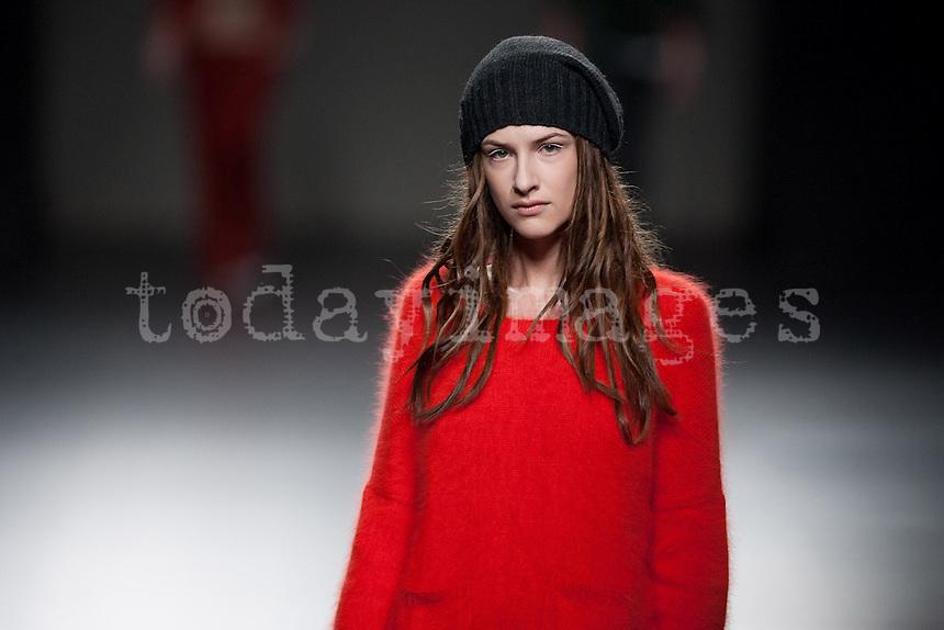 TCN in Mercedes-Benz Fashion Week Madrid 2013