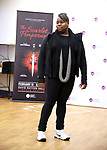 """Alex Newell during a Performance Sneak Peek of The MCP Production of """"The Scarlet Pimpernel"""" at Pearl Rehearsal studio Theatre on February 14, 2019 in New York City."""