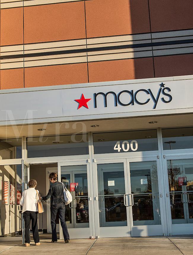 Macy's Deparment store.