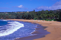 Beaches & coastlines: Fleming Beach Park, Kapalua, Maui