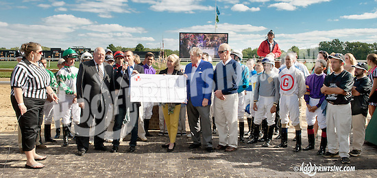 Ramon A. Dominguez day at Delaware Park on 9/14/13