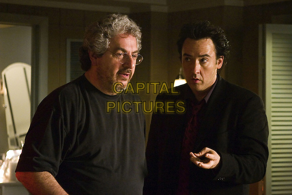 HAROLD RAMIS (DIRECTOR) & JOHN CUSACK.on the set of The Ice Harvest.*Editorial Use Only*.www.capitalpictures.com.sales@capitalpictures.com.Supplied by Capital Pictures.