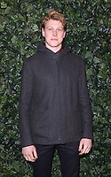 George McKay<br /> at the 2017 Charles Finch & CHANEL Pre-Bafta Party held at Anabels, London.<br /> <br /> <br /> ©Ash Knotek  D3227  11/02/2017