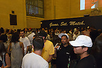 Image from Game Set Match preview event of Packer Shoes, Mitchell & Ness and Asics; at Vanderbilt Hall in Grand Central Terminal in New York City on August 29, 2016.