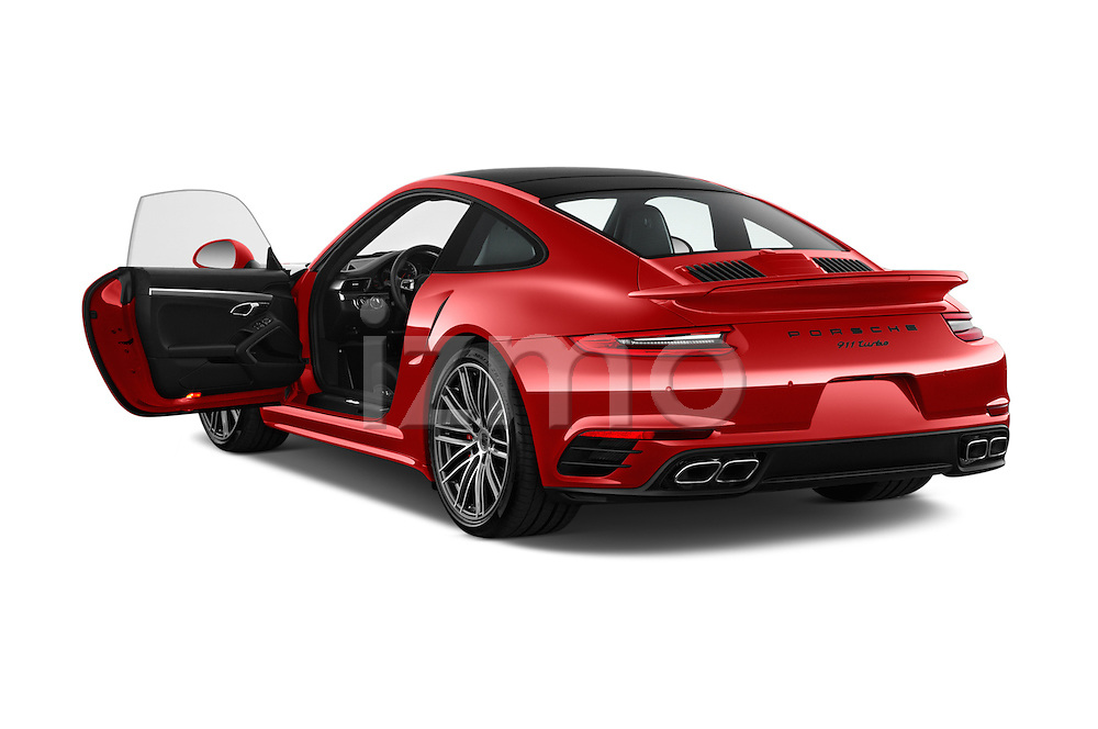 Car images of 2018 Porsche 911 Turbo 2 Door Coupe Doors