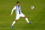 Real Sociedad's Carlos Vela during La Liga match. April 4,2017. (ALTERPHOTOS/Acero)
