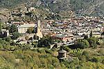 La cittadina di Susa