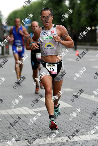 2009-08-02 / Triathlon / Antwerp Iron Man 2009 / Gerrit Schellens..Foto: Maarten Straetemans (SMB)