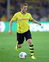 FUSSBALL  1. BUNDESLIGA  SAISON 2013/2014   3. SPIELTAG Borussia Dortmund - Werder Bremen                  23.08.2013 Jakub KUBA Blaszczykowski (Borussia Dortmund) Einzelaktion am Ball
