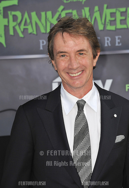 "Martin Short at the premiere of his movie ""Frankenweenie"" at the El Capitan Theatre, Hollywood..September 24, 2012  Los Angeles, CA.Picture: Paul Smith / Featureflash"