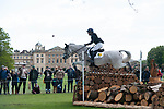 Badminton, Gloucestershire, United Kingdom, 4th May 2019, Oliver Townend riding Ballaghmor Class during the Cross Country Phase of the 2019 Mitsubishi Motors Badminton Horse Trials, Credit:Jonathan Clarke/JPC Images