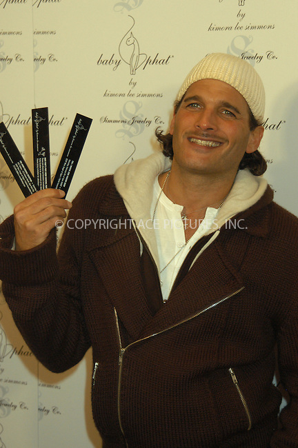 WWW.ACEPIXS.COM . . . . . ....NEW YORK, FEBRUARY 5, 2005....Phillip Bloch at the Baby Phat Fall 2005 fashion show.....Please byline: KRISTIN CALLAHAN - ACE PICTURES.. . . . . . ..Ace Pictures, Inc:  ..Philip Vaughan (646) 769-0430..e-mail: info@acepixs.com..web: http://www.acepixs.com