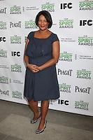 Dawn Porter<br /> at the 2014 Film Independent Spirit Awards Nominee Brunch, Boa, West Hollywood, CA 01-11-14<br /> David Edwards/DailyCeleb.com 818-249-4998