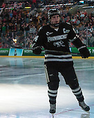 Noel Acciari (PC - 24) - The Providence College Friars defeated the Boston University Terriers 4-3 to win the national championship in the Frozen Four final at TD Garden on Saturday, April 11, 2015, in Boston, Massachusetts.