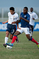 U.S. U-17 MNT Ties France 2-2 in First Match of 2011 Nike International Friendlies.Premier Sports Campus at Lakewood Ranch, Fla