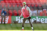 09 December 2016: Seattle's Brad Evans. Seattle Sounders FC held a training session one day before playing in MLS Cup 2016 at BMO Field in Toronto, Ontario in Canada.