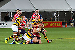 Tasman Makos v Taranaki, ITM Cup, 11 September 2014, Trafalgar Park, Nelson, New Zealand<br /> Photo: Marc Palmano/shuttersport.co.nz