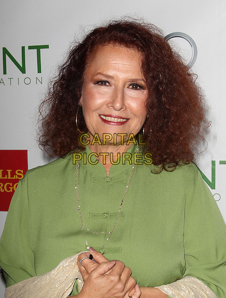 Melissa Manchester<br /> &ldquo;Voices on Point&rdquo; iConcert and dinner benefiting Point Foundation Held at The Hyatt Regency Century Plaza, Century City, California, USA, 7th September 2013.<br /> portrait headshot green<br /> CAP/ADM/KB<br /> &copy;Kevan Brooks/AdMedia/Capital Pictures