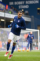 Loan signing Collin Quaner of Ipswich Town during Ipswich Town vs Rotherham United, Sky Bet EFL Championship Football at Portman Road on 12th January 2019