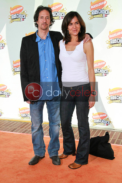 Michael Wolff and Polly Draper<br />