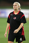 16 May 2008: Atlanta's Randi-Lynn Bruso. The Atlanta Silverbacks Women defeated the Carolina Railhawks Women 5-0 at WakeMed Stadium in Cary, NC in a 2008 United Soccer League W-League regular season game.